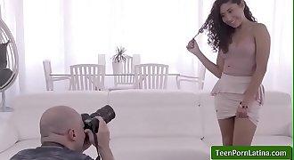 Oye Loca shows Hermosas Fotos De Sexo Melody Petite part-01