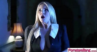 Monster Cock Stud Bang In Hard Act A Nasty Wild Pornstar (loulou) vid-20