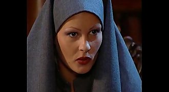Melanie Petite anal fucking with  Reinhardt  (from La Punizione)